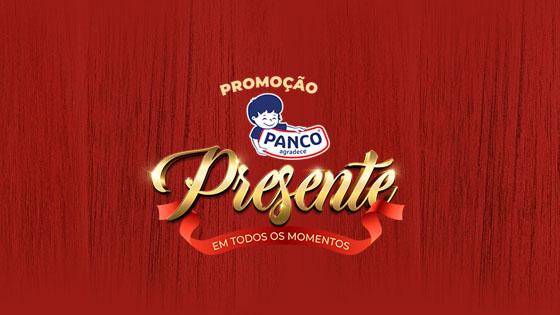 Promoção Panco Presente em Todos os Momentos