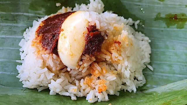 Malaysian Famous Nasi Lemak