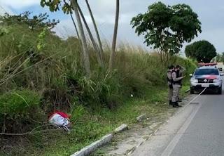 Homem é morto a tiros às margens da BR 230