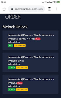 REMOVE ICLOUD FOR IPHONE PASSCODE/DISABLE FMI OFF