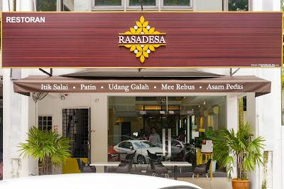 Image result for restoran rasa desa bukit damansara