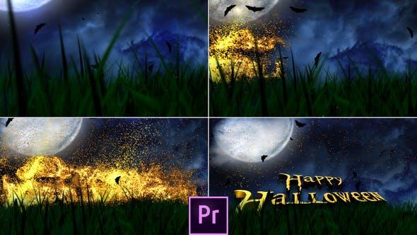 Halloween Title Intro[Videohive][Premiere Pro][28564664]