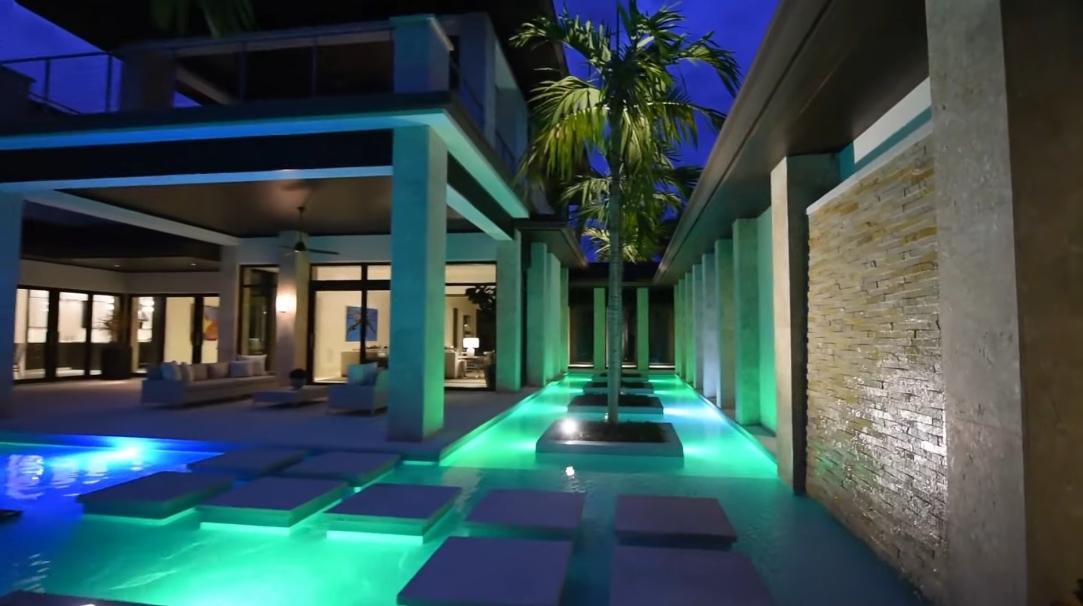 45 Interior Design Photos vs. 1223 Gordon River Trl, Naples, FL Luxury Mansion Tour