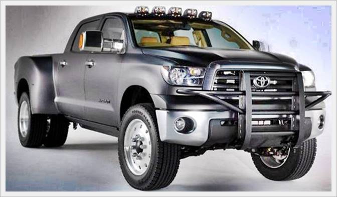 2017 Toyota Tundra Dually Specs Toyota Update Review