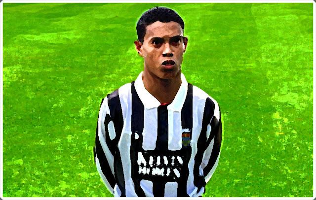Ronaldinho St Mirren