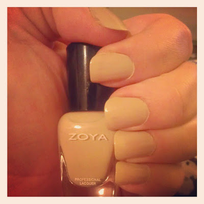 Farah Zoya polish