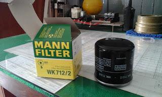 Fuel Filter (Penyaring Bahan Bakar)