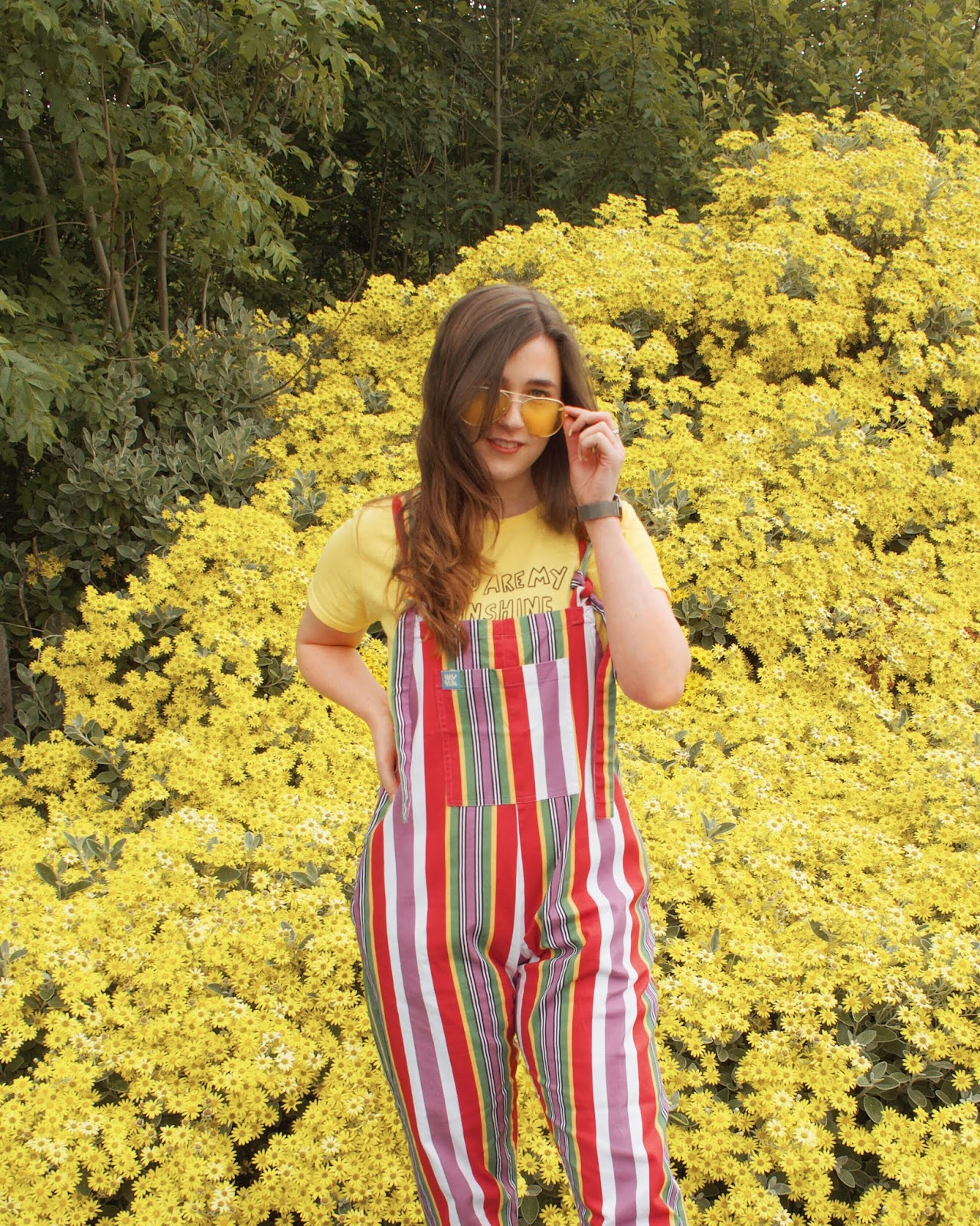 lucy and yak dungarees