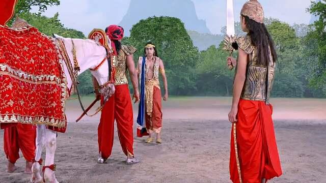 Radha Krishna: Star Bharat Radha Krishn - Session 4 E196 21th July 2021 Episode