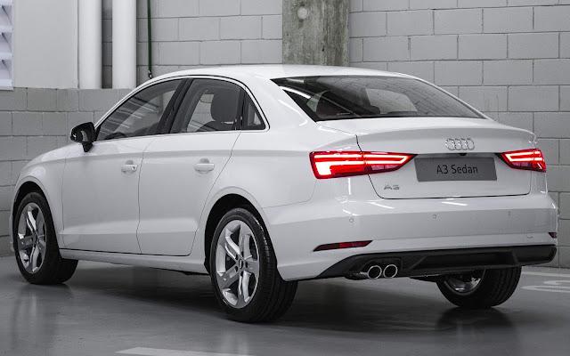 Audi A3 Sedan Prestige Plus 25 Anos chega por R$ 131.990