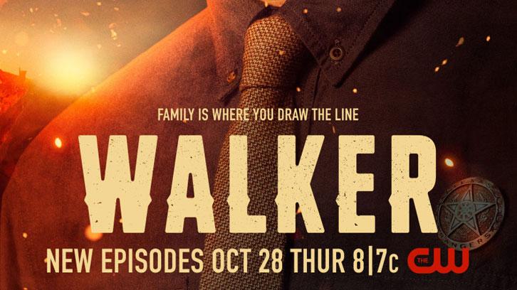 Walker - Season 2 - Key Art