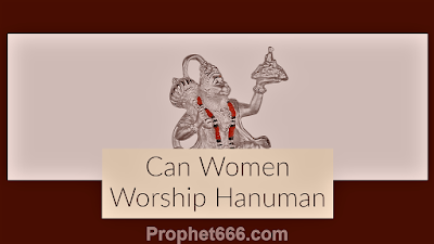All Ladies can Worship and Chant Mantras of Hanuman
