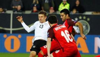 Jerman Hantam Azerbaijan 5-1 Kualifikasi Piala Dunia 2018