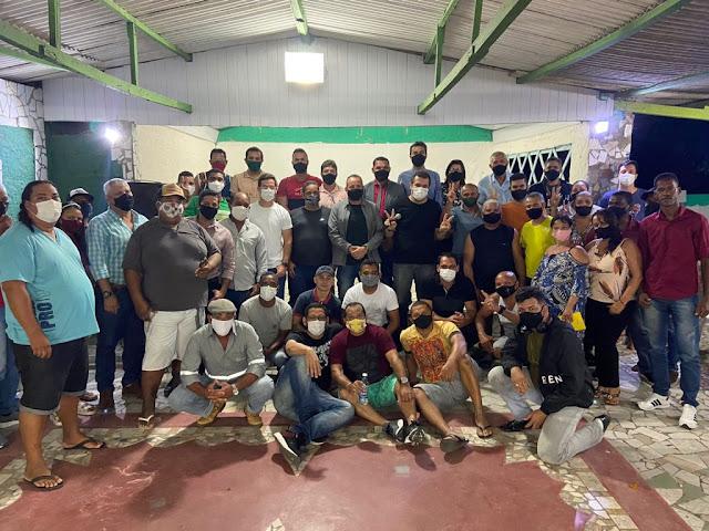 Vereadores participaram de reunião com representantes da classe artística goianense