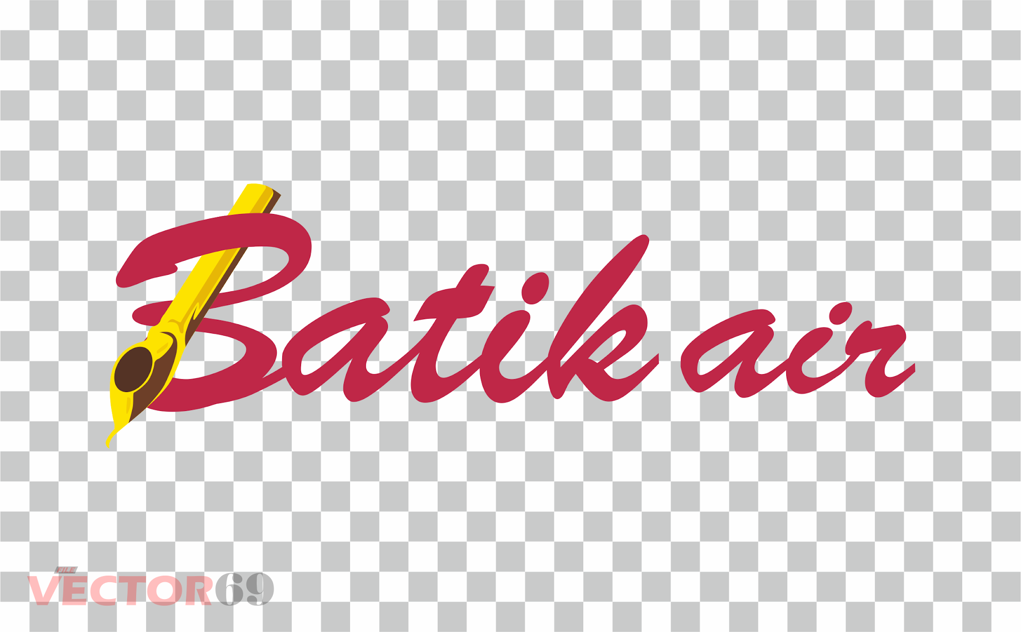 Batik Air Logo - Download Vector File PNG (Portable Network Graphics)