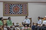 Plt Gubernur Sarankan Apdesi Tingkatkan Kemampuan Aparatur Gampong