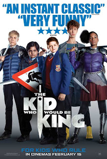 The Kid Who Would Be King movie download torrent 1080p 720px