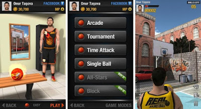 Real Basketball 2016 Apk for Android