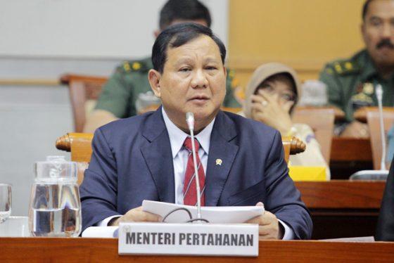 "Begini Tanggapan Prabowo Soal Heboh Isu Mafia Alutsista ""Mister M"""