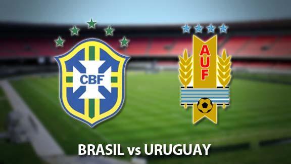 مشاهدة مباراة البرازيل واوروجواي بث مباشر بتاريخ 24-03-2017 تصفيات كأس العالم: أمريكا الجنوبية