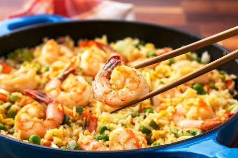 Shrimp and Fried Rice - 5