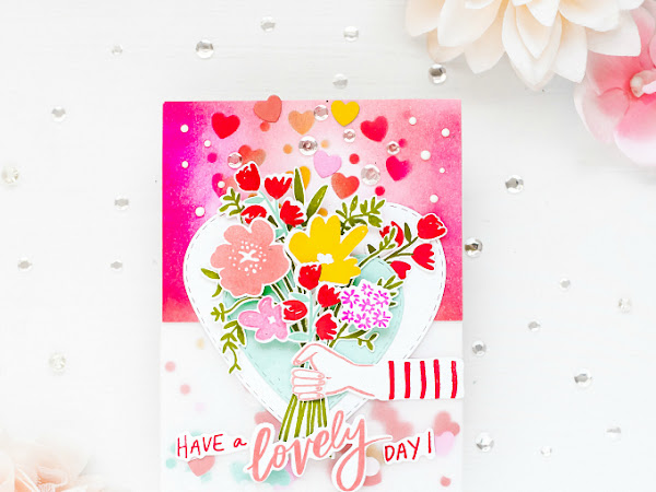Have a Lovely Day - Vellum Shaker | The Stamp Market