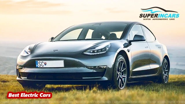 Top 5 Best Electric Cars for 2020