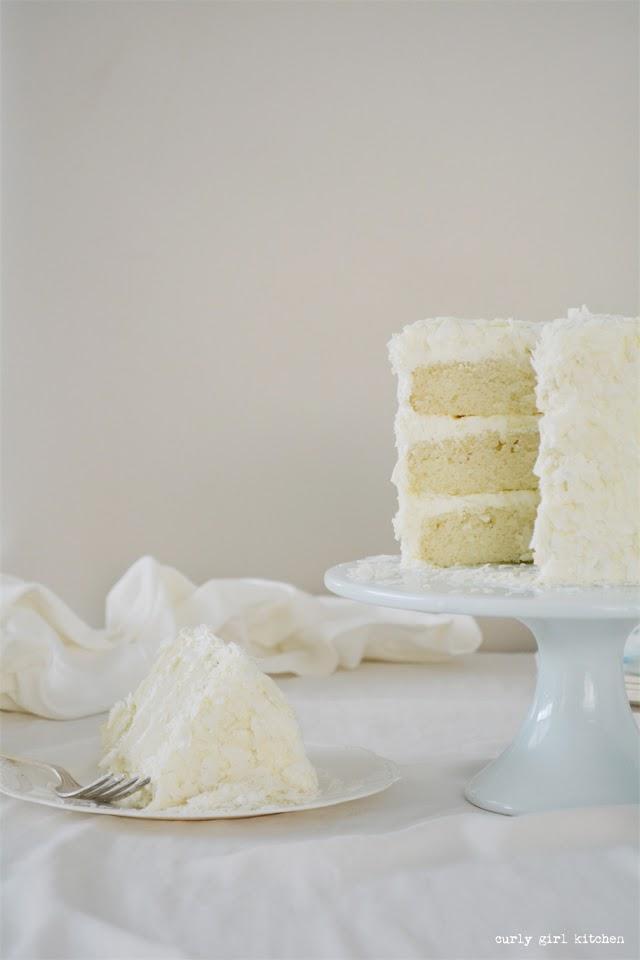 Coconut Cake, High Altitude Coconut Cake, High Altitude Cake Recipes, White Cake, White Velvet Cake