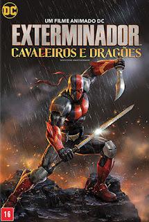 Exterminador: Cavaleiros e Dragões - BDRip Dual Áudio