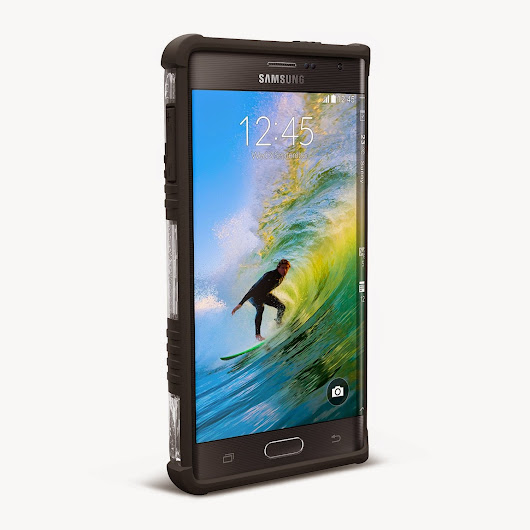 URBAN ARMOR GEAR Case, Designed for the Samsung Galaxy Note Edge | Kindletrends