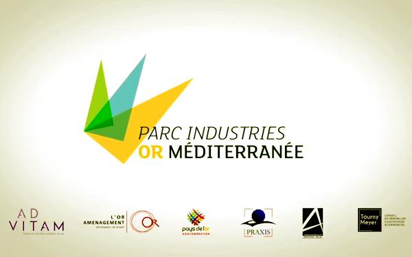 Parc Industrie Or Méditerranée