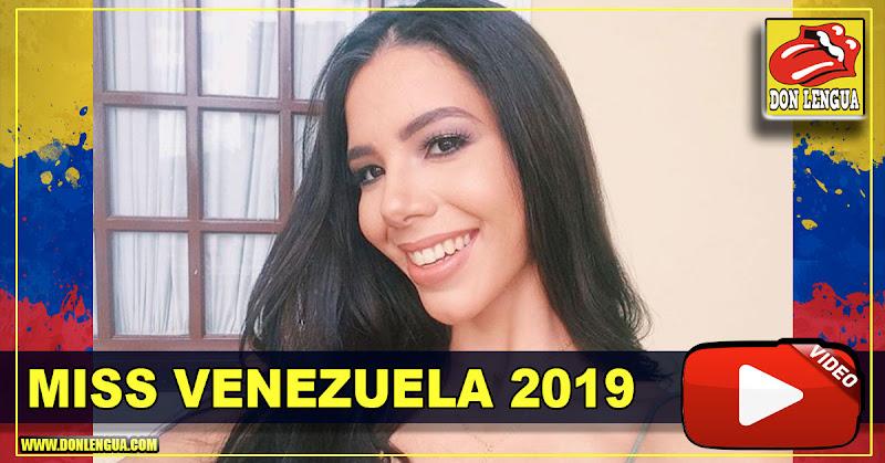 Miss Delta Amacuro se convirtió en Miss Venezuela 2019