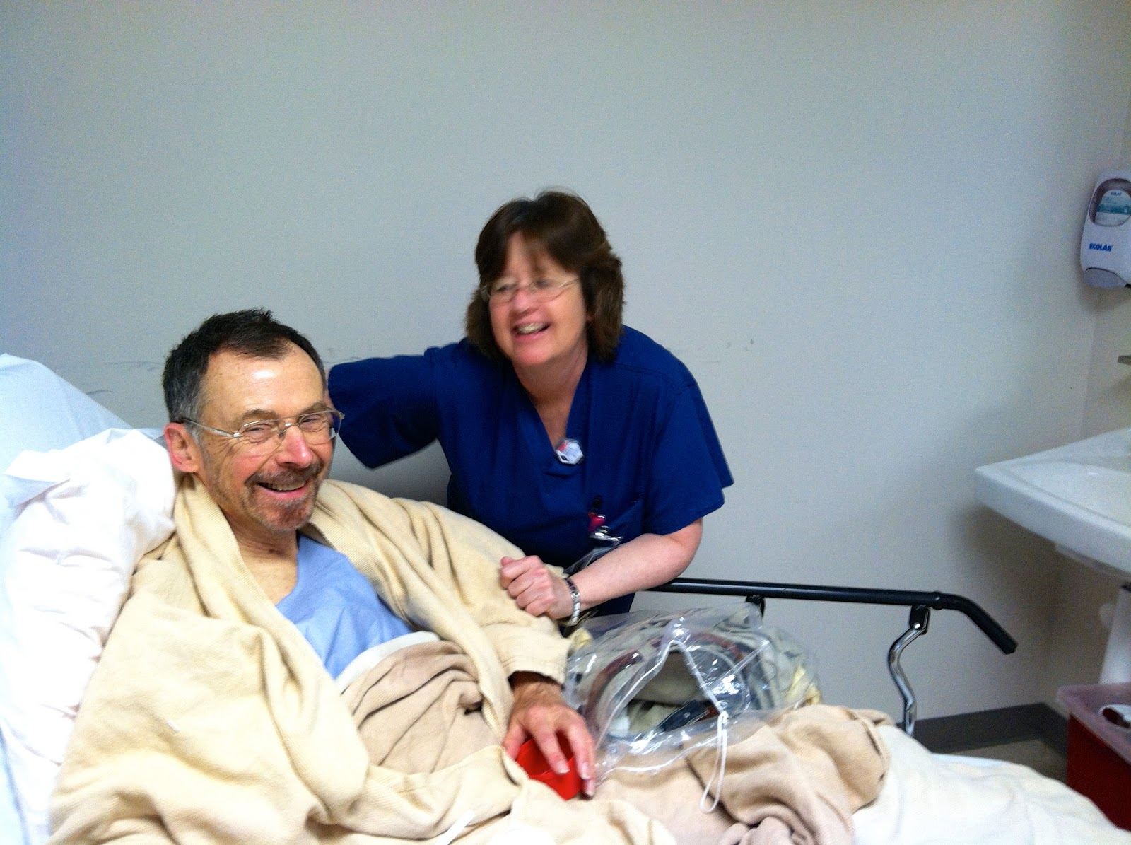 Retired in Delaware: Post Recovery - Prostate Surgery Day Five