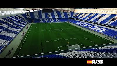 PES 2020 Stadium Riazor
