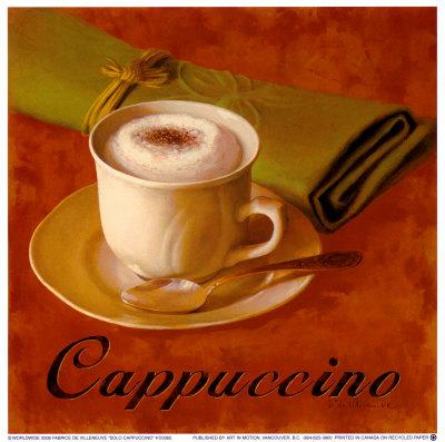 Solo Cappuccino
