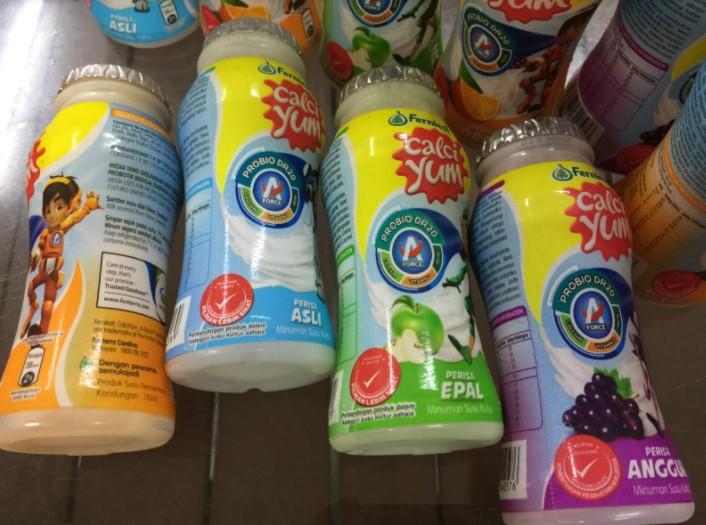 kebaikan susu, susu kultur, yogurt sedap, susu fernleaf baik untuk anak