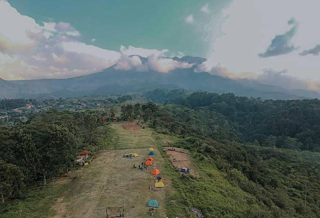 Paket Gayatri Camping Mountain Adventure