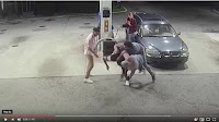 White cousins take down black would-be robber