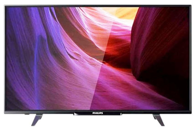 Harga TV LED Philips 39PHA4251S/70 Slim LED TV 39 Inch