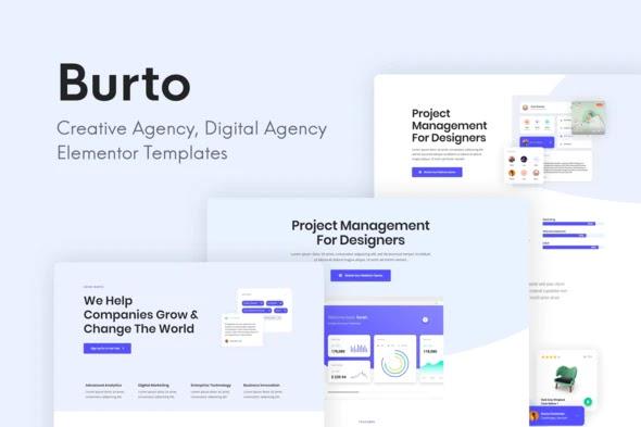 multipurpose Elementor templates