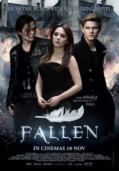 Capa do Filme Fallen