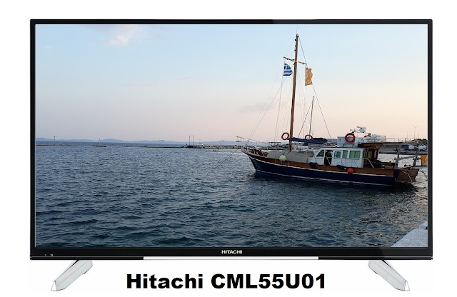 Hitachi CML55U01 4K TV
