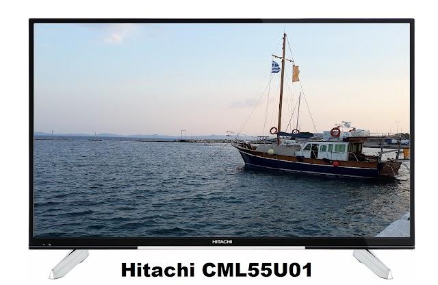 Hitachi CML55U01 4K TV