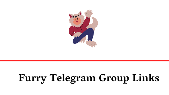 【BEST】Furry Telegram Group Links