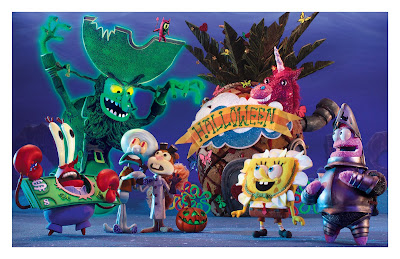 nickalive sdcc spongebob squarepants the legend of boo kini