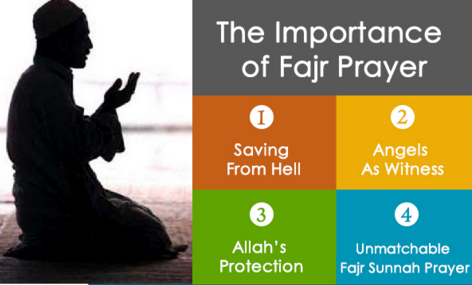 Benefits Dawn Prayer At A Muslim