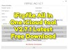 iFrpfile All In One iCloud tool V2.7.1 Free Download