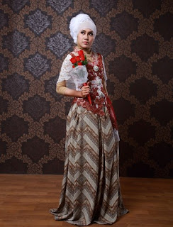 Model Baju Muslim Kebaya Modern Terbaik