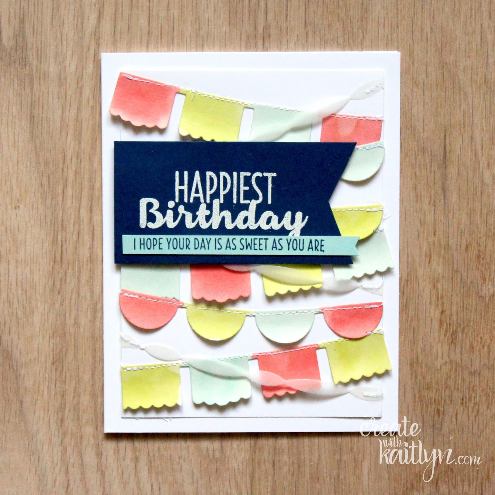 bright birthday banners monday montage create with kaitlyn