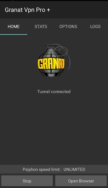Aplikasi Granat Vpn Pro V193 Apk Mod Unlimited 2